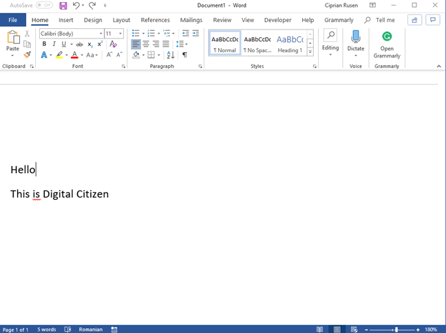 El tema blanco para Office