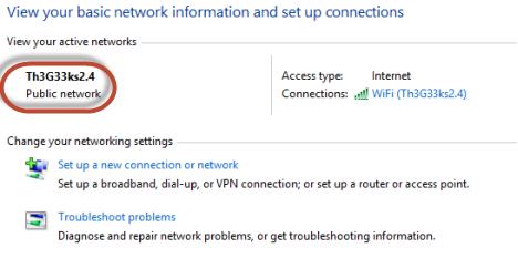 Windows 8.1, red, ubicación, uso compartido, descubrimiento, cambio, privado, público