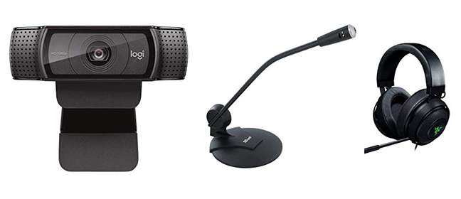 Diferentes dispositivos de grabación de sonido que usamos en PC