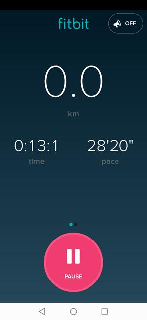 Huawei cierra el GPS conectado de Fitibit cuando está en segundo plano