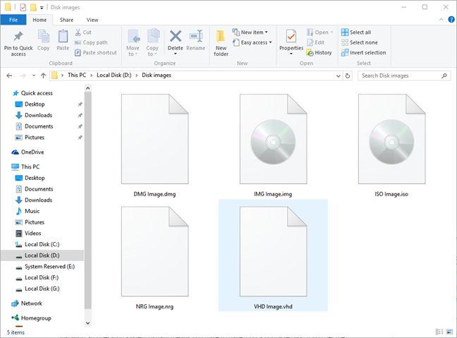 disco, imagen, archivo, iso, papelera, nrg, img, qué es, cómo, crear, montar, quemar